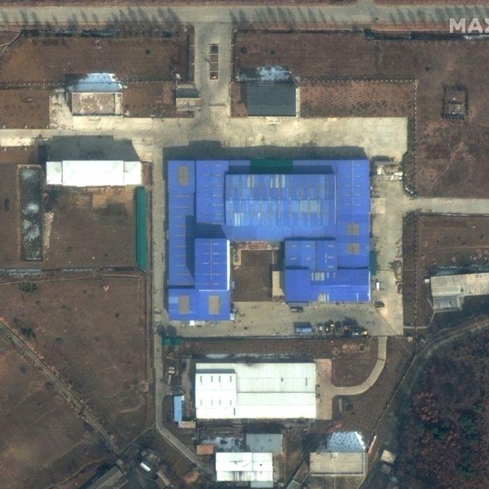Satellitenbilder aufgetaucht! Neue Raketentests in Nordkorea? (Foto)
