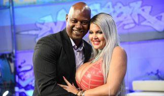 Sophia Vegas mit ihrem Freund Daniel Charlier. (Foto)