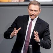 FDP fordert: Bund soll Milliardenüberschuss auszahlen (Foto)