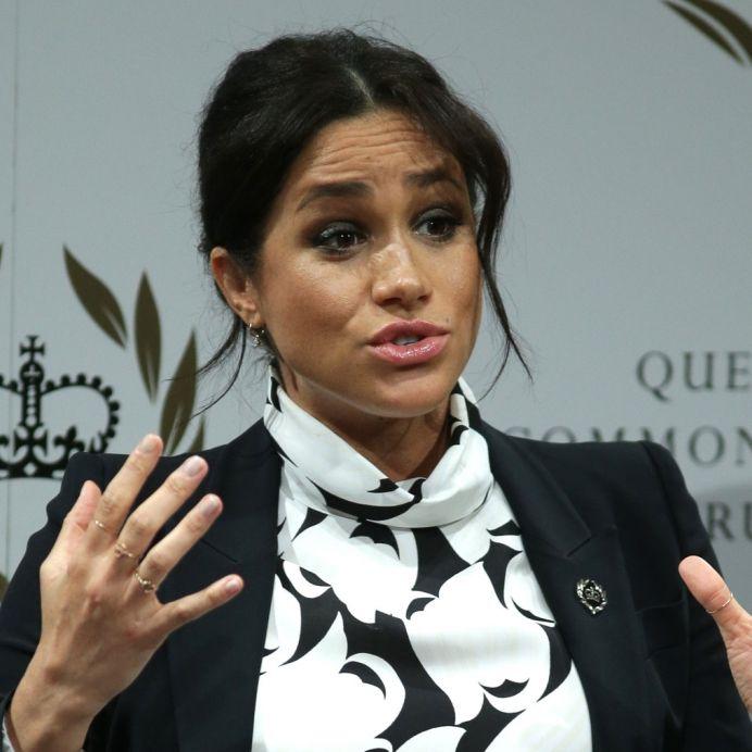 Total unbeliebt! Flüchtet Herzogin Meghan in die USA? (Foto)