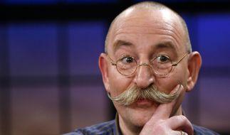 """Mit """"Bares für Rares"""" Vorreiter der Trödelshows: Horst Lichter. (Foto)"""