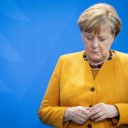 Rücktritt gefordert! Unionspolitiker stellen sich gegen die Kanzlerin (Foto)