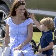 DAS verschweigt die Herzogin Sohn Prinz George (Foto)