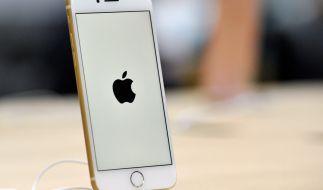 Apple-Kunden müssen derzeit vorsichtig sein. (Foto)
