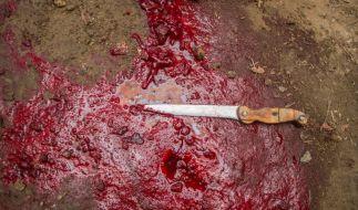 Eine Schülerin wurde auf dem Weg in die Kirche brutal ermordet. (Foto)