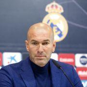 Solari entlassen!Real holt Zinedine Zidane zurück (Foto)