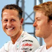 Ehrliche Aussage! Nico Rosberg packt über Schumi aus (Foto)