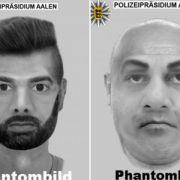 Polizei fahndet nach DIESEM Vergewaltiger-Duo (Foto)