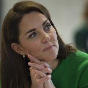 Irre Baby-Gerüchte! Hält Herzogin Kate ihre Schwangerschaft geheim? (Foto)