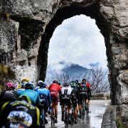 Kolumbianer Bernal gewinnt Radrundfahrt, Izagirre Sieger in letzter Etappe (Foto)