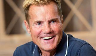 Dieter Bohlen tritt ohne Ex-Partner Thomas Anders auf. (Foto)