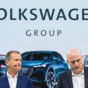 VW will bis zu 7000 Stellen streichen (Foto)