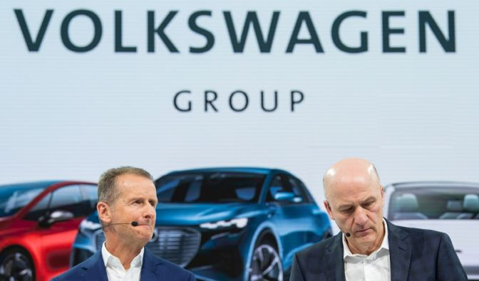 Volkswagen bestätigt Job-Abbau