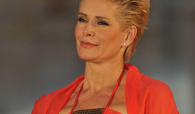 Claudia Effenberg in Trauer
