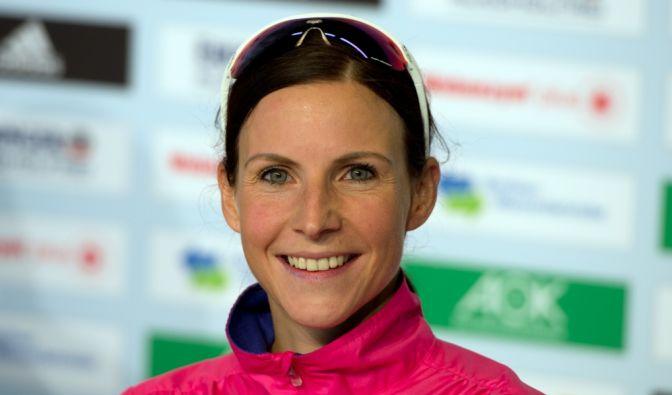 Sabrina Mockenhaupt-Gregor privat