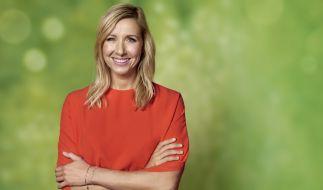 "Auch 2019 präsentiert Andrea Kiewel neue Folgen des ""ZDF-Fernsehgarten"". (Foto)"