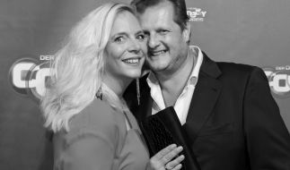 Daniela Büchner hat den tragischen Verlust ihres Mannes noch lange nicht verarbeitet. (Foto)