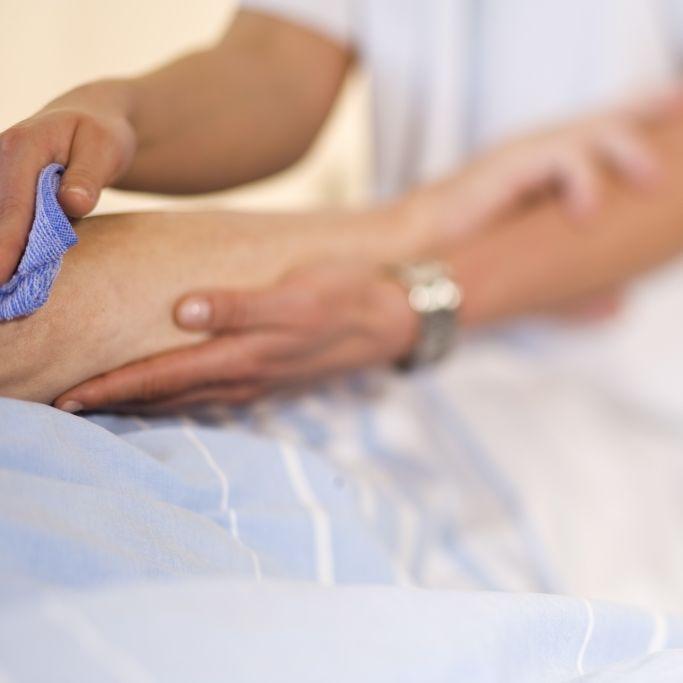 47-Jährige Koma-Patientin in Badewanne verbrüht - tot (Foto)