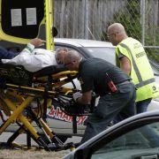 Auch Kinder unter 49 Todesopfern - Schütze wollte weiter morden (Foto)