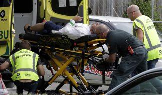 Bei Angriffen auf zwei Moscheen in Christchurch sind mehrere Menschen getötet worden. (Foto)