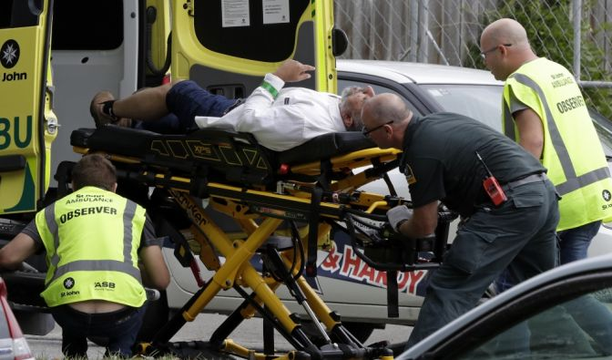 Terror-Angriff in Christchurch/Neuseeland