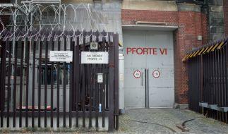 Der Tatverdächtige im Vermisstenfall Rebecca Reusch soll in der JVA Berlin-Moabit untergebracht worden sein. (Foto)