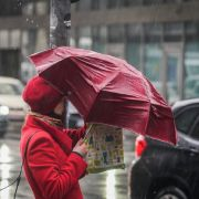 Sturmgefahr! Droht jetzt das große Frühlingshochwasser? (Foto)
