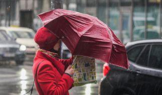 Das Wetter in Deutschland bleibt auch am Wochenende wechselhaft und unbeständig. (Foto)