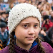 Schwedische Klimaaktivistin für Friedensnobelpreis nominiert (Foto)