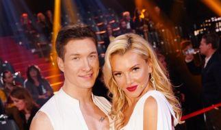 """Evelyn Burdecki tanzt mit Evgeny Vinokurov bei """"Let's Dance"""". (Foto)"""