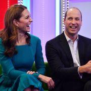 Wie fies! DESHALB lacht sie ihren Prinz William aus (Foto)