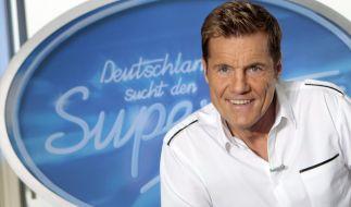 """Dieter Bohlen ist auch 2019 mit """"Deutschland sucht den Superstar"""" auf Sendung. (Foto)"""