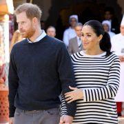 Scheidungs-Panik! Queen besorgt um Ehe der Herzogin (Foto)