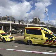 Mutmaßlicher Täter von Utrecht gesteht Anschlag (Foto)
