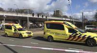 Nach Schüssen in einer Straßenbahn im niederländischen Utrecht sucht die Polizei nach dem Täter. (Foto)