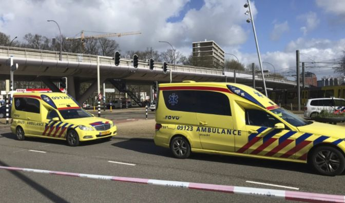 Schüsse in Utrecht 2019 im News-Ticker