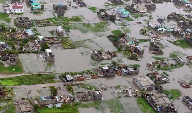 "Zyklon ""Idai"" in Mosambik"
