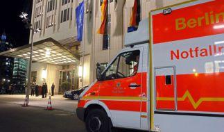 Wie ein Sprecher der Kreisbehörde erläuterte, werden die Kranken nun in dem Hotel medizinisch versorgt. (Symbolbild) (Foto)