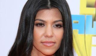 Kourtney Kardashian mit 39 ist die älteste Schwester der Kardashians. (Foto)