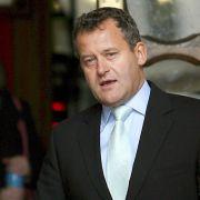 Lady Di's früherer Butler Paul Burrell ist bekannt für seine skandalträchtigen Interviews.