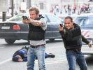"""Nach drei Jahren ist Schluss: Schauspieler Daniel Roesner (li.) verlässt das Team von """"Alarm für Cobra 11 - Die Autobahnpolizei"""". (Foto)"""