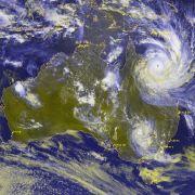 Schwere Überschwemmungen drohen! Tropensturm zieht über Australien (Foto)