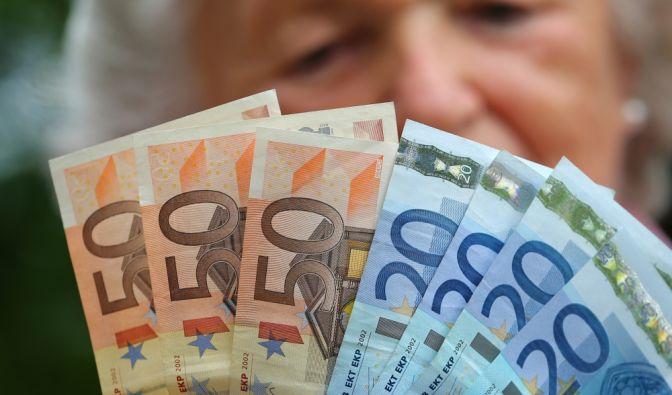 Sorgenfaktor Rente