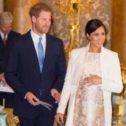 Tabu-Bruch! DAS plant Herzogin Meghan für ihr Baby (Foto)