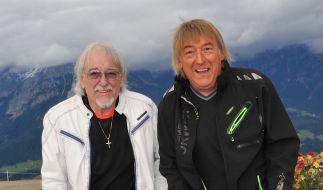 Aus gesundheitlichen Gründen müssen die Amigos einige ihrer Konzerte absagen. (Foto)