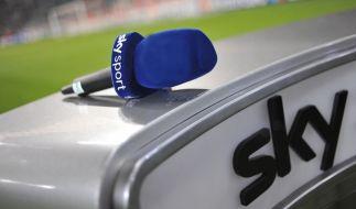 """Der beliebte """"Sky Sports News""""-ModeratorFraser Robertson ist tot. (Symbolbild) (Foto)"""