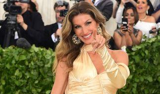 Gisele Bündchen hat gut lachen: Die Brasilianerin ist als Supermodel auf der Überholspur unterwegs. (Foto)