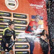 Alaphilippe gewinnt Mailand-Sanremo - Degenkolb mit Defekt (Foto)
