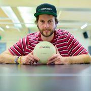René Wagner wurde als Sportstudent zum Erfinder der Trendsportart