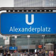 Massenschlägerei auf Berliner Alexanderplatz - Neun Festnahmen! (Foto)